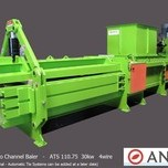 Mobile - Automatic Channel Baler