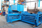Anis Trend S50K Automatic Baler (AutoTie)