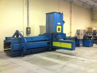 Refurbished ATS 110.75 Automatic Channel Baler